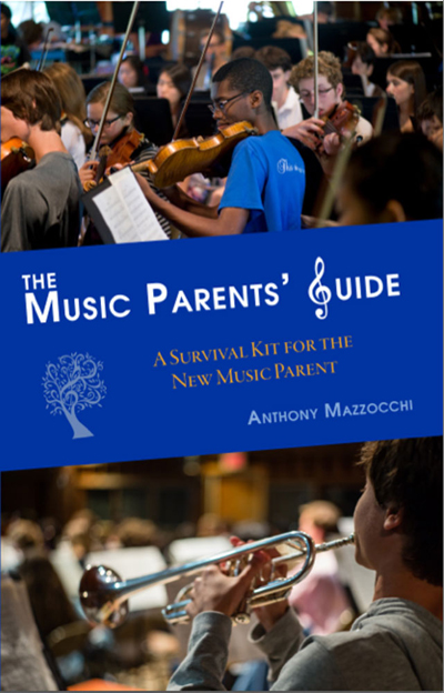 The Music Parents Guide :: Transform your child's school music experience with this little handbook!